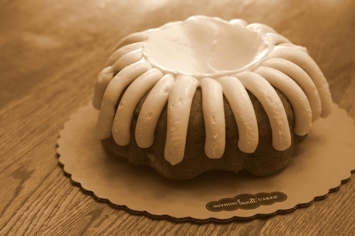 Nothing Bundt Cake C