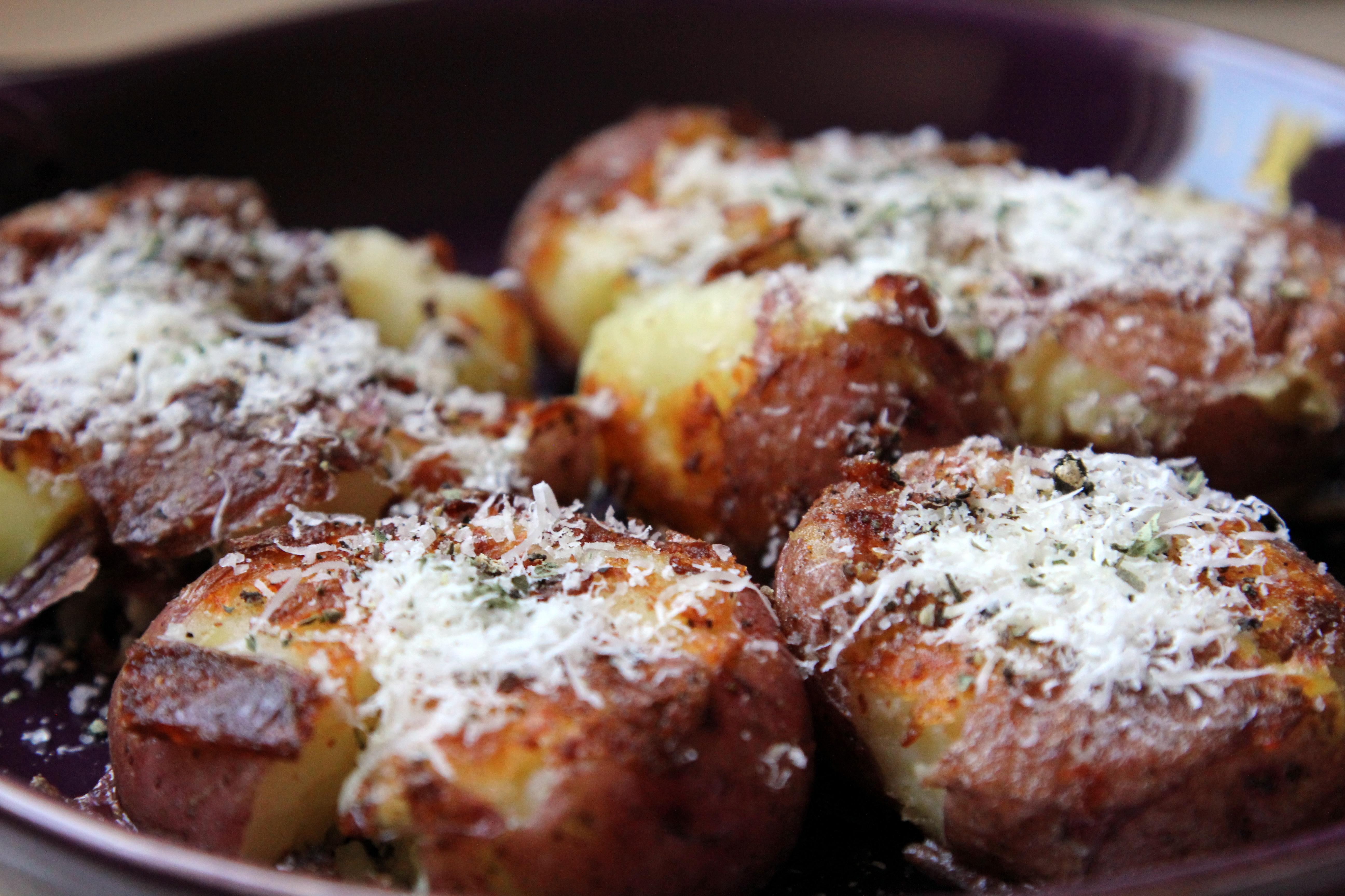 Potatoes frying pan recipes