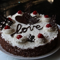 Black Forest Cake [Recipe]
