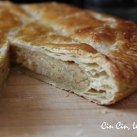 Almond Galette [recipe]