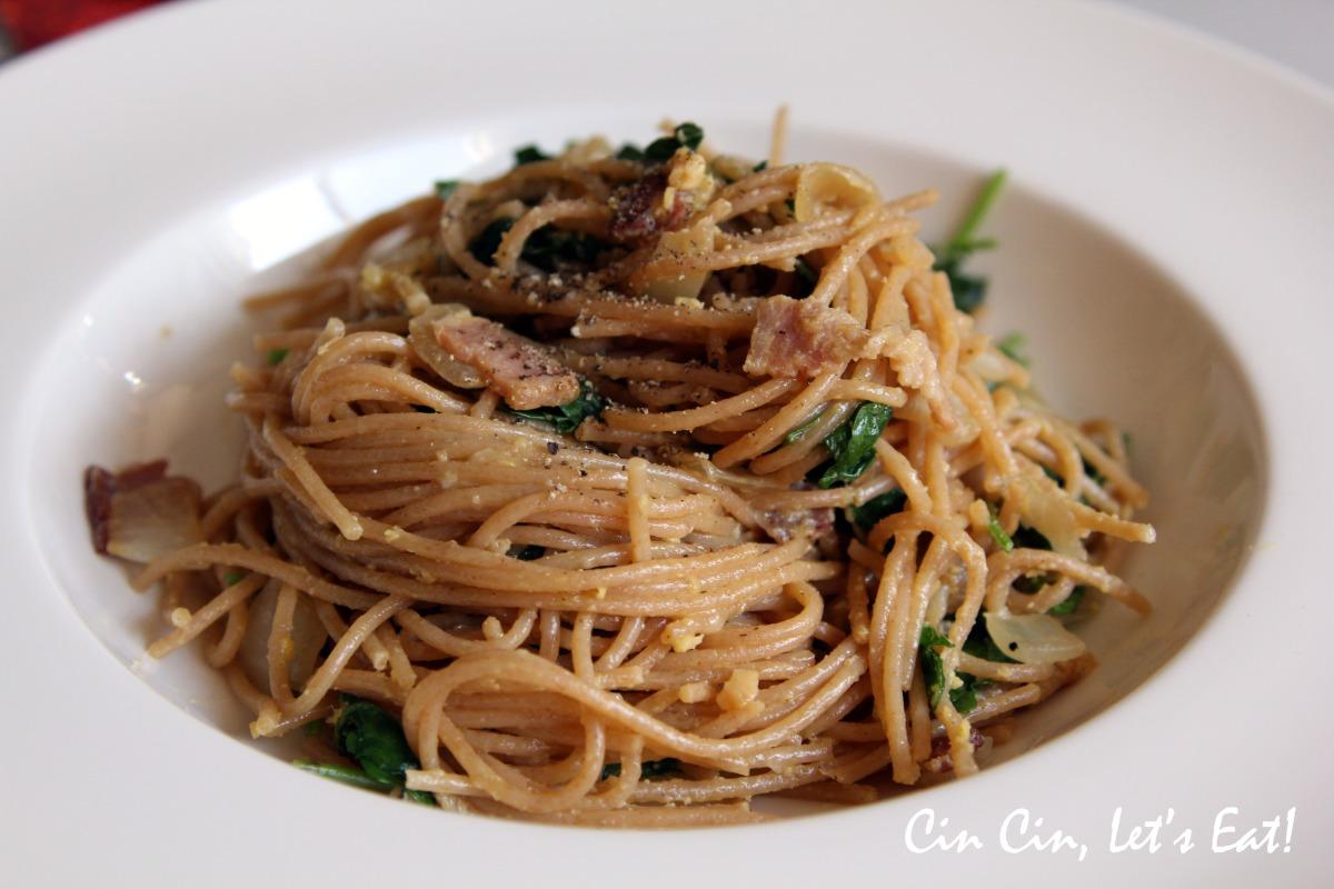 Carbonara Pasta [recipe]