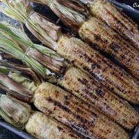 Farewell Summer BBQ: Hot Dogs + Grilled Corn, with a Twist! [recipe]