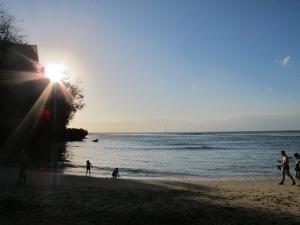 padang padang beach 1