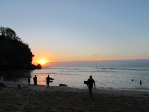 padang padang beach 2