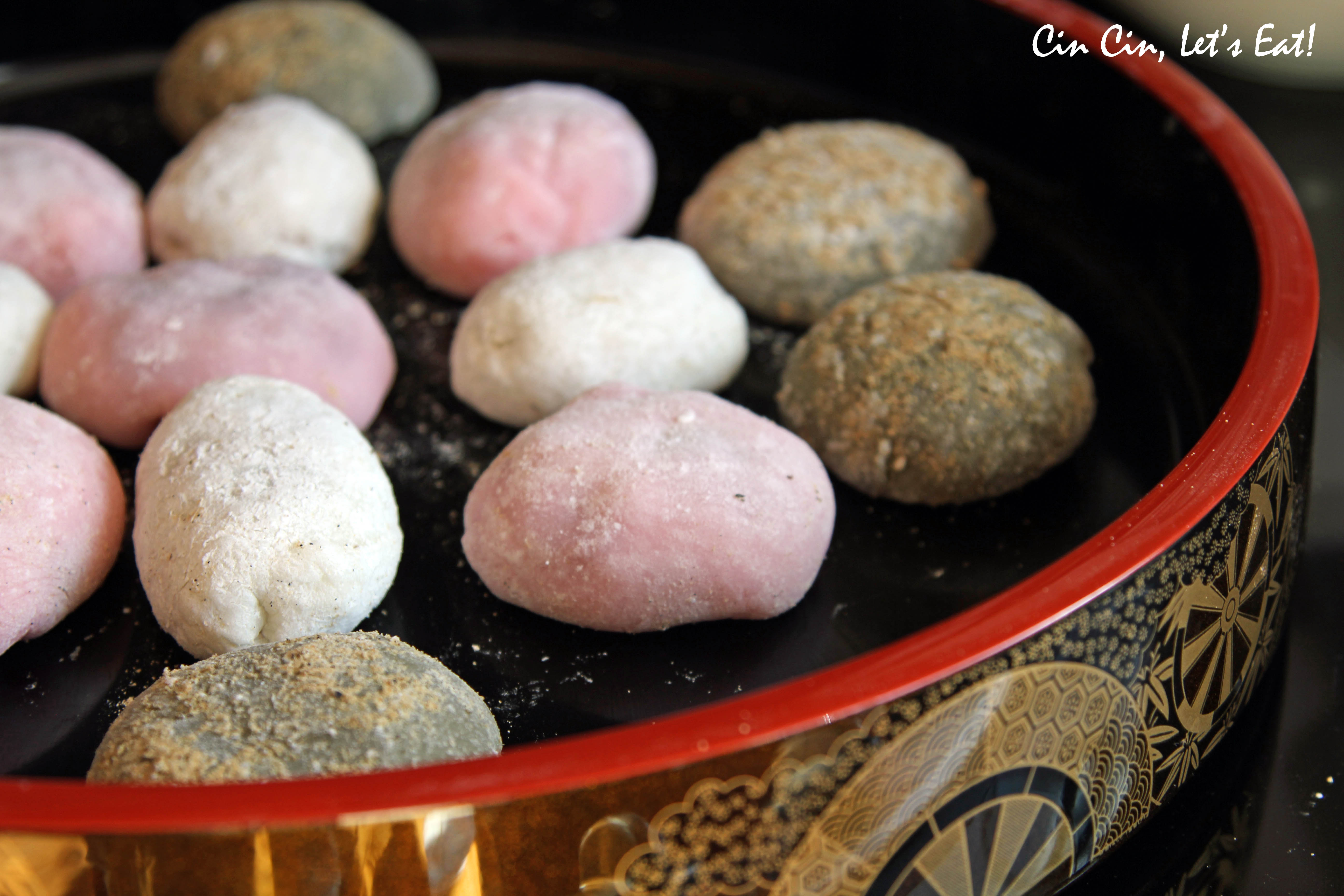 How To Make Mochi By Hand Recipe — Dishmaps