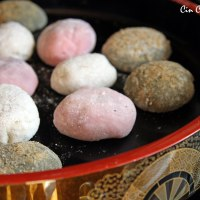 Making Daifuku Mochi [recipe]