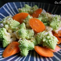 Romanesco Carrot Salad [recipe]