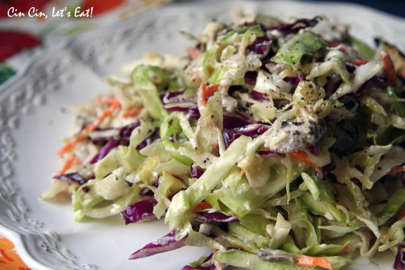 warm cabbage salad 4