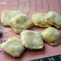 Mushroom Ravioli [recipe]