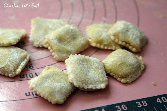 mushroom ravioli 6