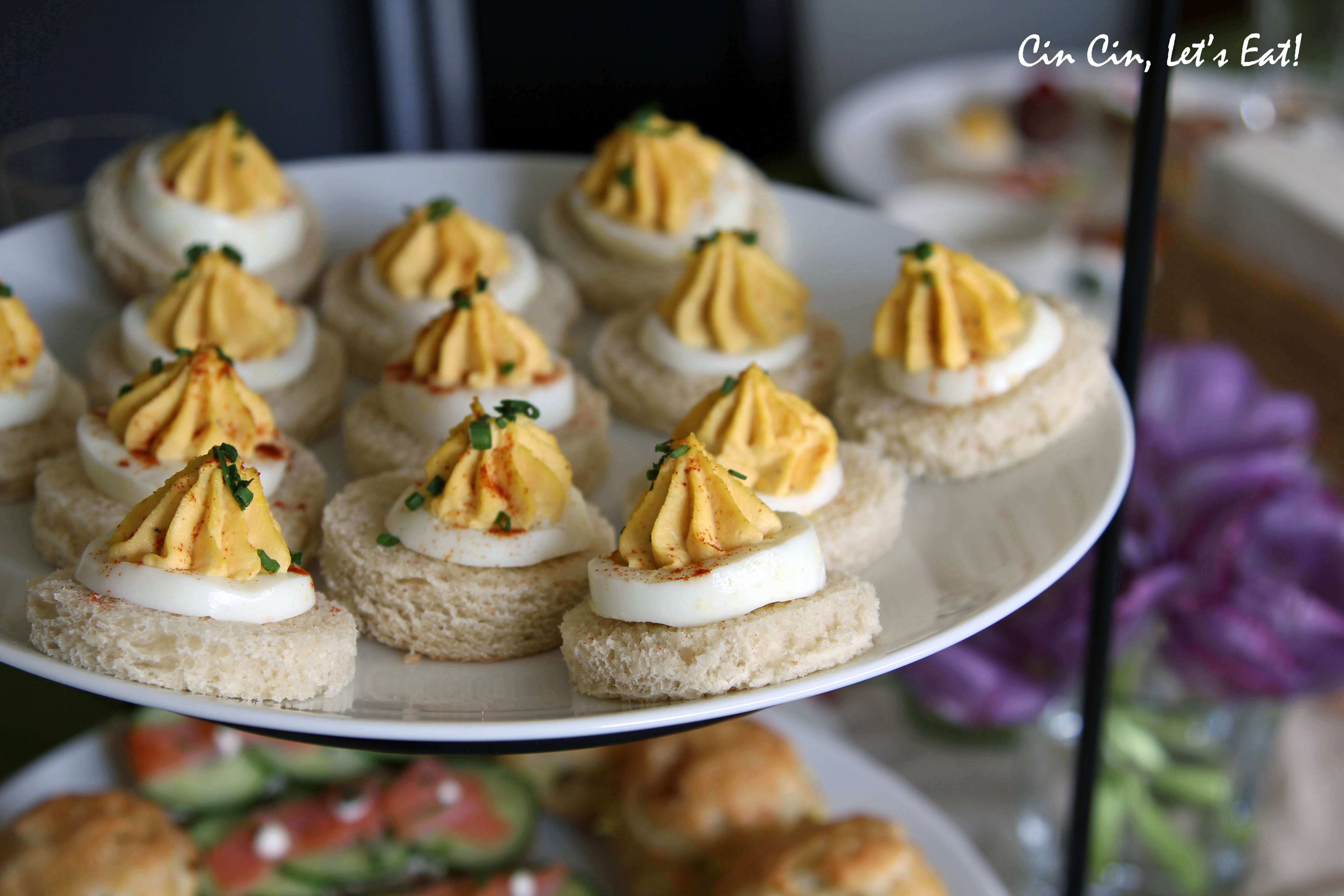 Tea Party 2013 Recipe Cin Cin Let S Eat