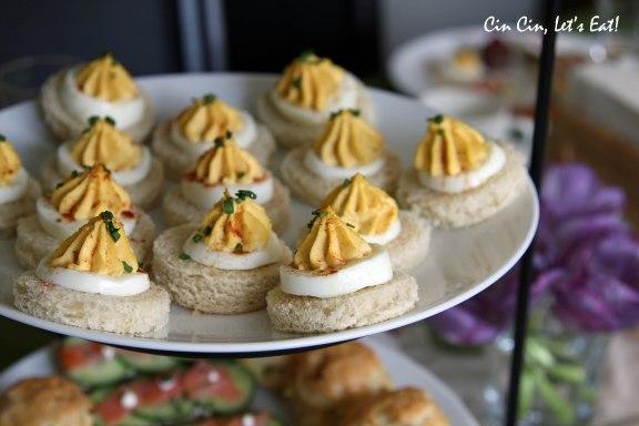 tea party 2013_egg sandwich_1