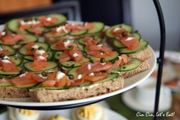 tea party 2013_smoked salmon sandwich_1