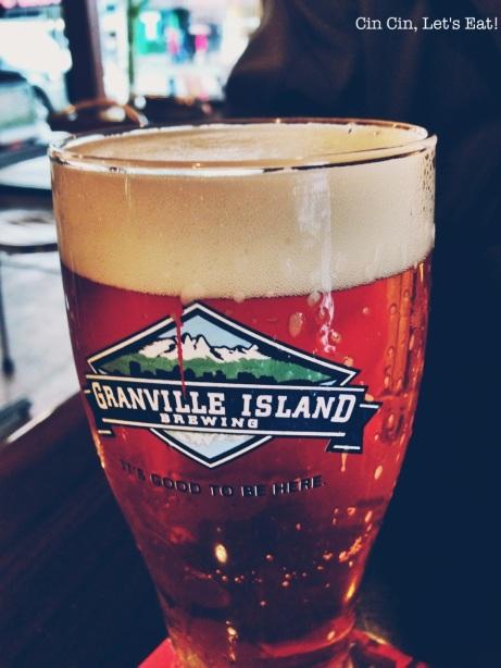belgian fries_granville island IPA