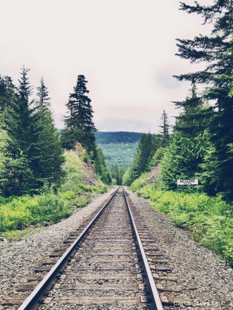 brandywine falls train tracks