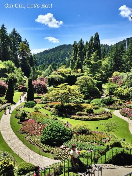buchart garden 5