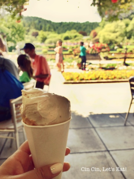 buchart garden gelato
