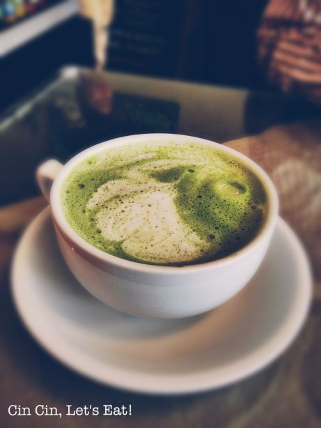 marulilu green tea latte