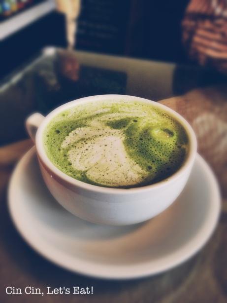 marulilu green tea latte
