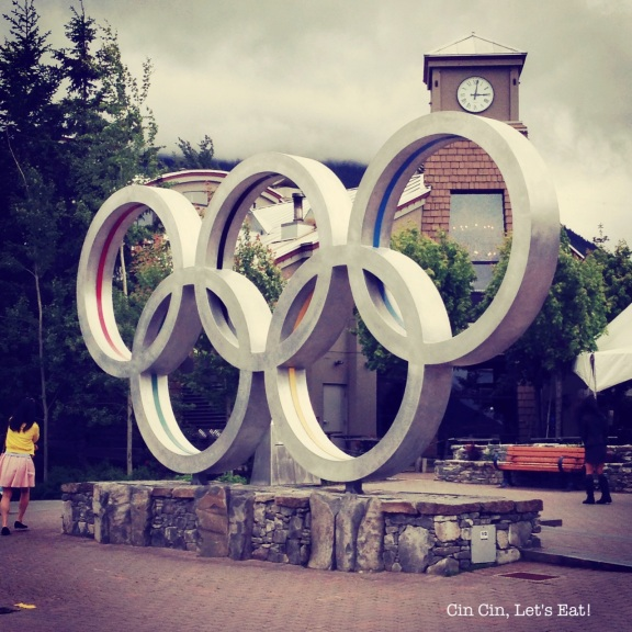 olympic plaza whistler village