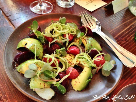 pizzaiolo_avocado beets