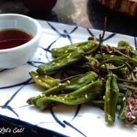 Roasted Shishito Peppers [recipe]