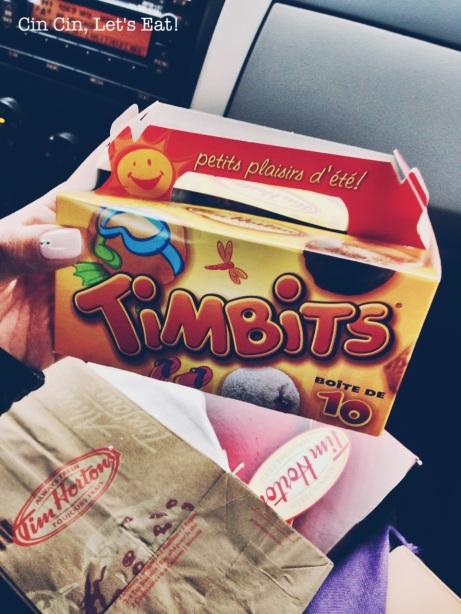 timbits box