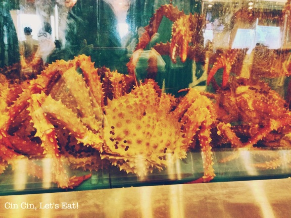 victory seafood king crab