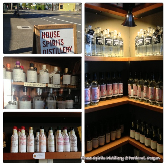 portland-house spirits distillery
