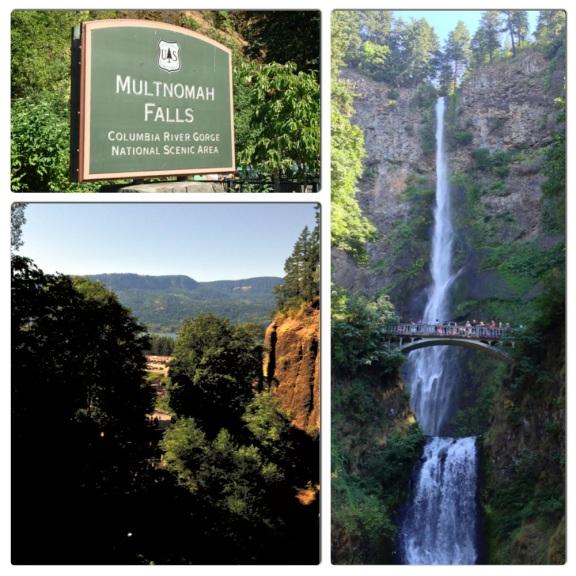 portland-multnomah falls
