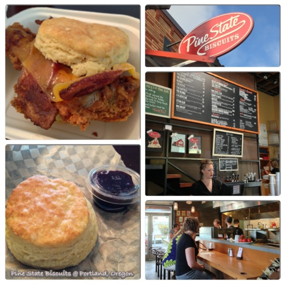 portland-pine state biscuits