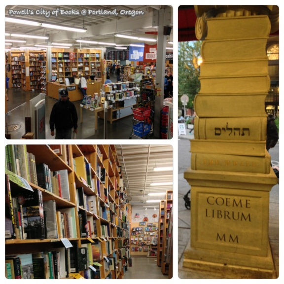 portland-powells books