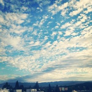 napa clouds